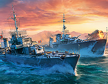 World Of Warships — German Destroyers