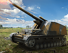 World Of Tanks — SPG (Version 2)