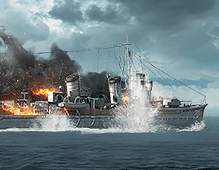 World Of Warships — Warships