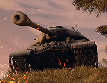 World Of Tanks — Parallax