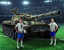 World Of Tanks — FiFa