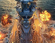 World Of Warships — Release