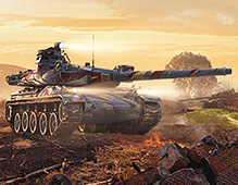 World Of Tanks — WoT VS Anger