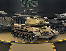 World Of Tanks — Carousel