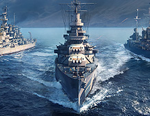 World Of Warships — Indianapolis