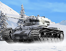 World Of Tanks Console — Winter