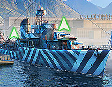 World Of Warships — Upgrade My Warship