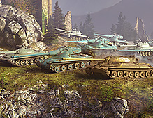 World Of Tanks — 9.20 Epic Battles