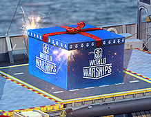 World Of Warships — Gift Box