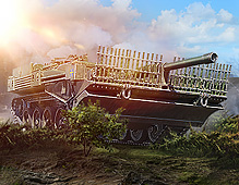 World Of Tanks — Destroyer