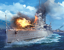 World Of Warships — Survival