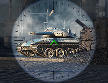 World Of Tanks Blitz — Sniper