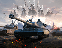 World Of Tanks — Back To School 2018