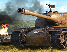 World Of Tanks Blitz — Tap Enemy