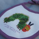 Very Hungry Caterpillar Bib
