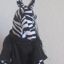 Jack the Zebra