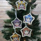 Sailor Moon Sailor Stars Ornaments