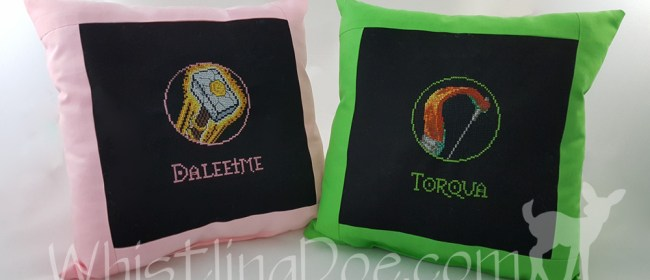 Daleetme & Torqua Pillows