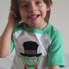 Warcraft Goblin Applique T-Shirt