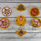 Sailor Moon Locket Felties