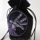 Warlock Drawstring Dice Bag