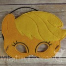 Applejack Felt Mask