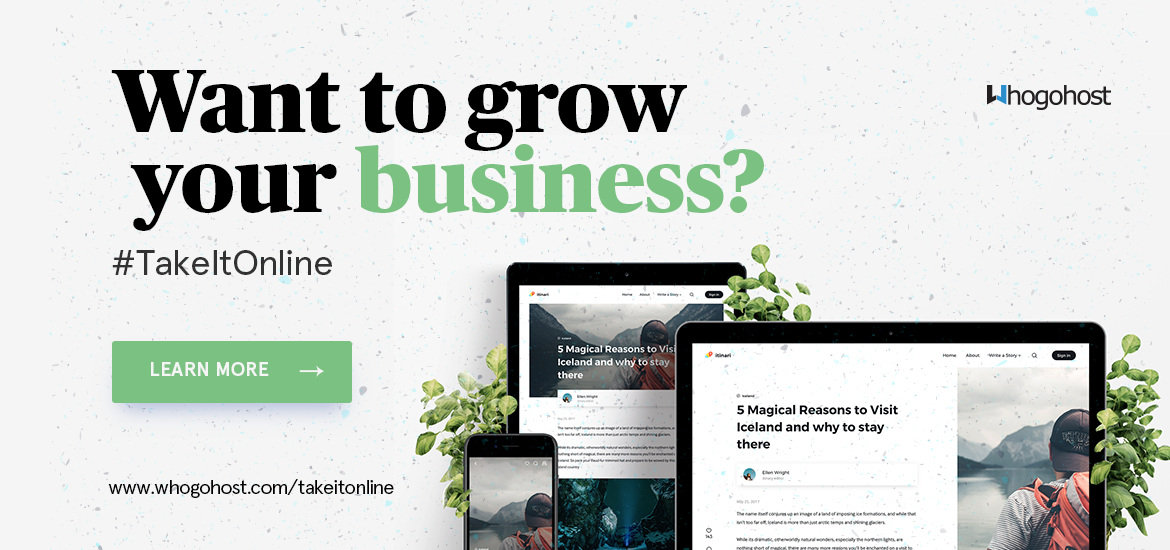 937ca871f74 7 Reasons Why You Need To Take Your Business Online