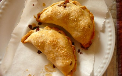Apple Pie Turnovers- spiced up!