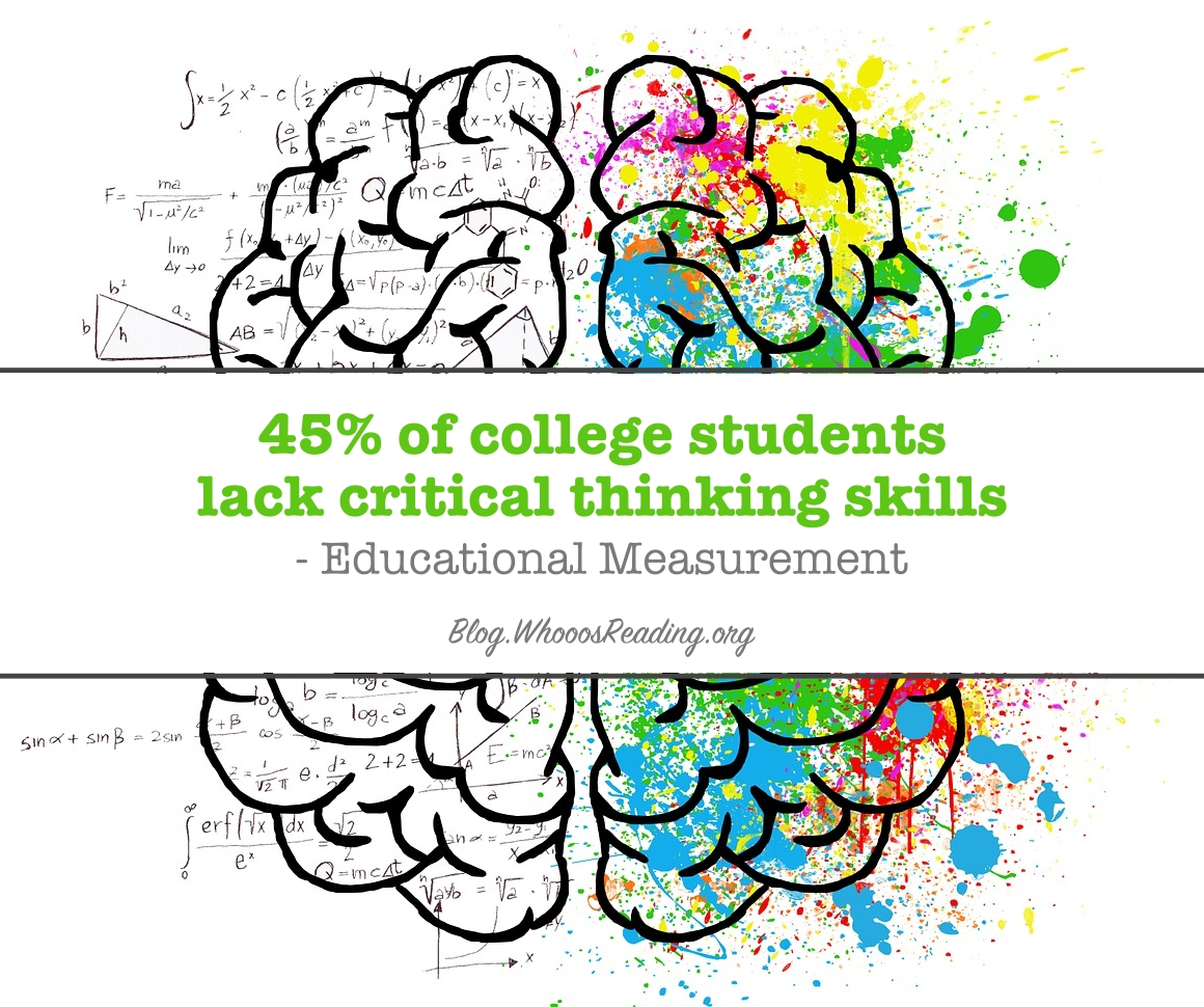 Critical Thinking In Reading Critical Thinking Worksheets 02 17