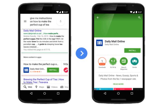 app indexing digital marketing trends
