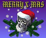 Gruselige Illustrationen für die Weihnachtszeit