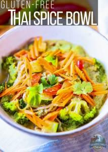 Gluten-Free Thai Spice Bowl