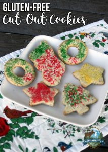 Gluten-Free Cut-Out Cookies