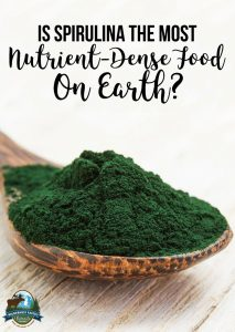 Is Spirulina The Most Nutrient-Dense Food On Earth?