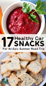 17 Healthy Car Snacks For An Epic Summer Road Trip