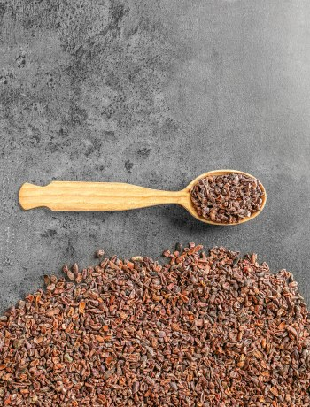 You've seen cacao nibs, maybe even smelled their delicious, chocolate-yscent, but do you know how to use them? These little nutritional powerhouses can add a boost of antioxidants to almost anything, especially sweet recipes. From more common uses, like adding to granola and trail mix, to lesser-known uses, like infusing cream and brewing them like coffee, here are 8 ways to use cacao nibs!
