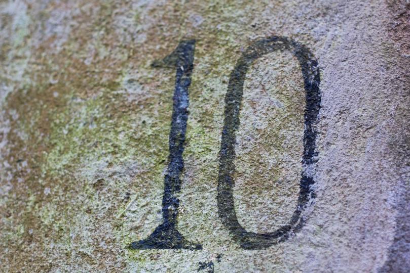 10 faits gravés dans le marbre