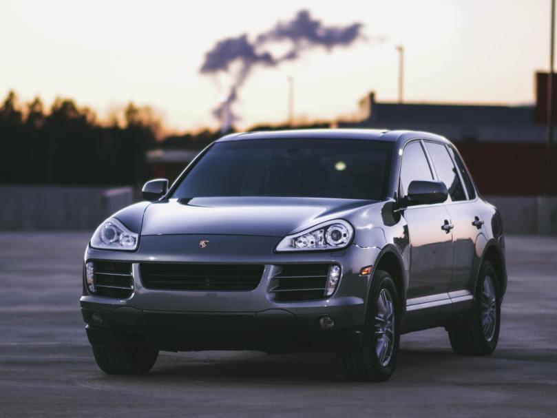 le dernier SUV de chez Porsche