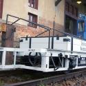 Elektrischer Bahnmeisterwagen