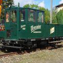 Ein letztes Bild auf den Gleisen der Windbergbahn.