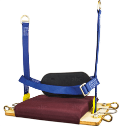 MIO Deluxe 2-point cushioned bosun's chair