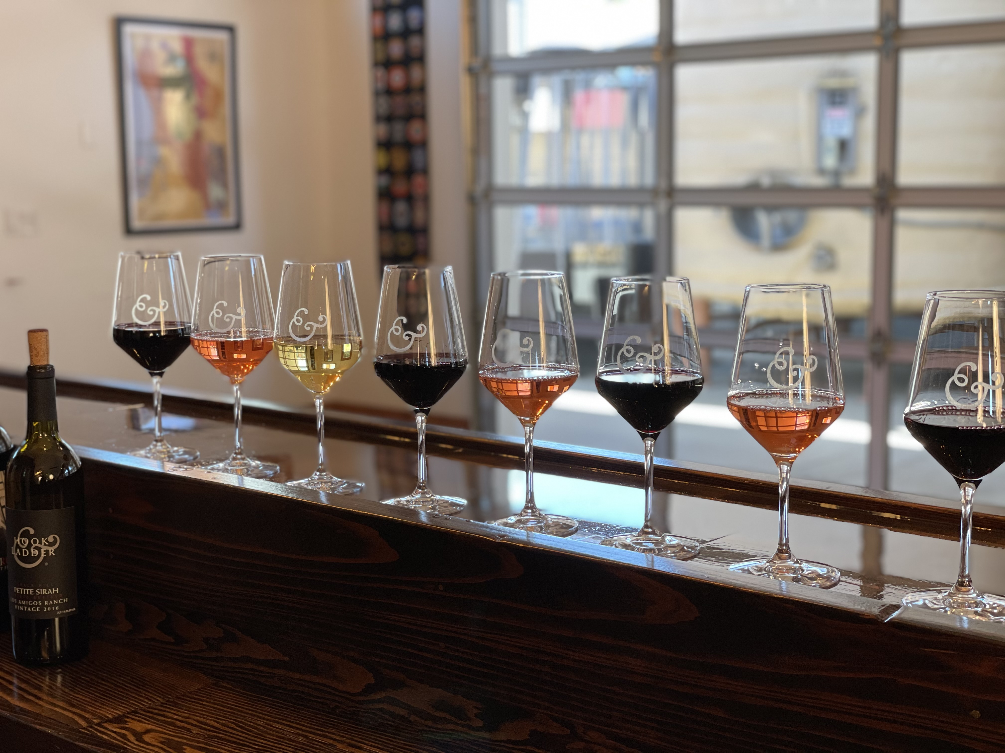 Russian River Valley Winery - Hook & Ladder Wines
