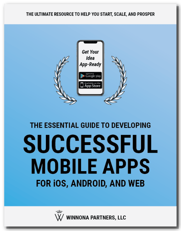 How to create successful mobile apps including the freemium model - free PDF Winnona Partners