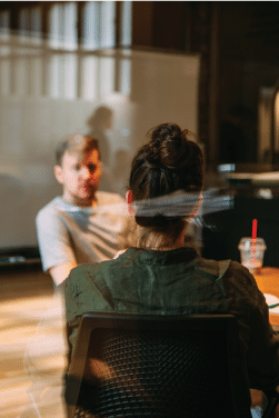 Conduct interviews to test your assumptions about your idea