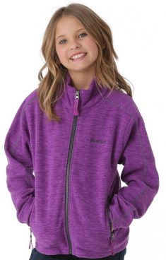 Marmot Girls Lassen Fleece
