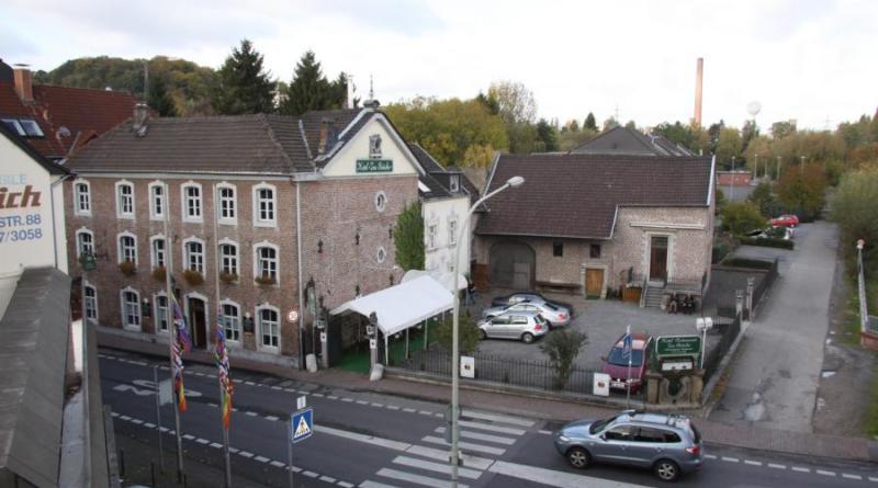 Hotel und Restaurant zur Brücke in Herzogenrath