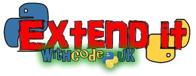 Extend it with code