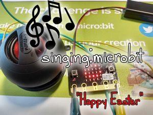 singing micro:bit