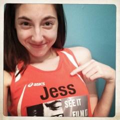 Runner Jessica Bal.