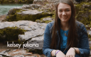 Kelsey, 16, is from Eugene, Oregon.